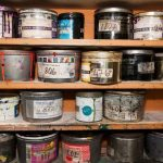 WILL PAINT CANS FREEZE OVER WINTER