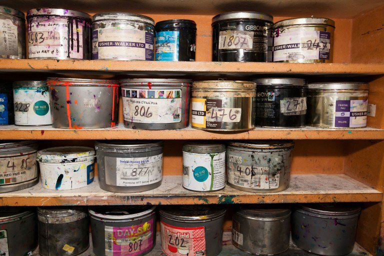 Will Paint Cans Freeze Over Winter?